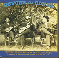 Before The Blues - Volume 2 - Various Artists/bb