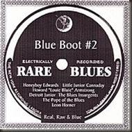 Rare Blues Blue Boot #2