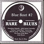 Rare Blues Blue Boot #2