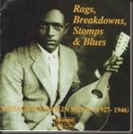 Rags, Breakdowns, Stomps & Blues/bb