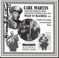Carl Martin Complete Recorded Works/bb