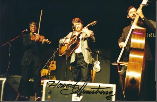 Howard Armstrong, Jimmy Borsdorf and Brian Williams/bb