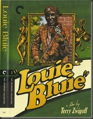 Louie Bluie DVD/bb