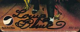 Louie Bluie VHS, autograph, close-up/bb