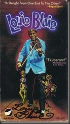 Louie Bluie VHS/bb