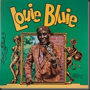 Louie Bluie Soundtrack LP, autographed/bb