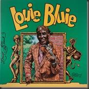 Louie Bluie Soundtrack LP, autographed/bb