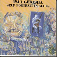 Paul Geremia Self Portrait In Blues/bb