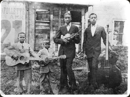 Armstrong Brothers String Band