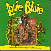 Louie Bluie Soundtrack - CD/bb
