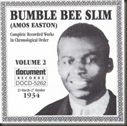 Bumble Bee Slim Complete Recorded Works, Volume 2/bb