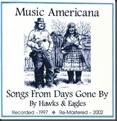 Hawks & Eagles CD/bb