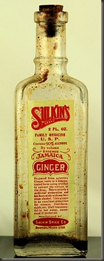 Sulkin's Jamaica Ginger Extract/bb
