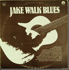 Jake Walk Blues, Stash ST-110/bb
