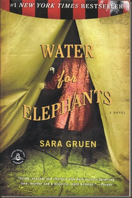 Water for Elephants/bb