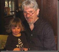 Ramona and grandpa