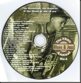 Frog CD
