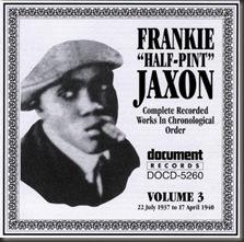 Frankie Jaxon