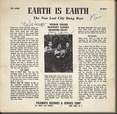 Earth To Earth back cover/bb