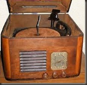 Radio/78 Turntable